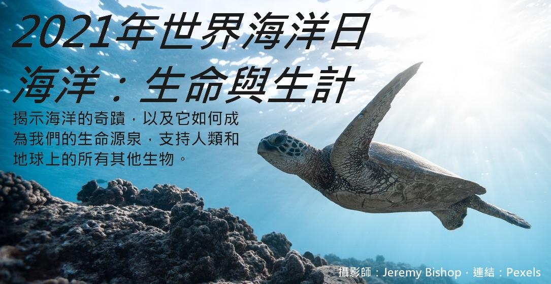 2021年世界海洋日
